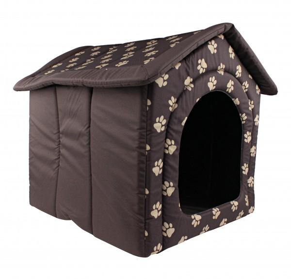 Woofery Hundehaus Hundehöhle Tiana aus Nylon-Gewebe