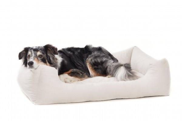 Woofery orthopädisches Hundebett Kiara aus Velours